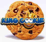 King Cookie of Ocala Online Cookie Cake Orders. Cookies, Cookie Cakes, Brownies, Frozen Drinks, Coffee and More